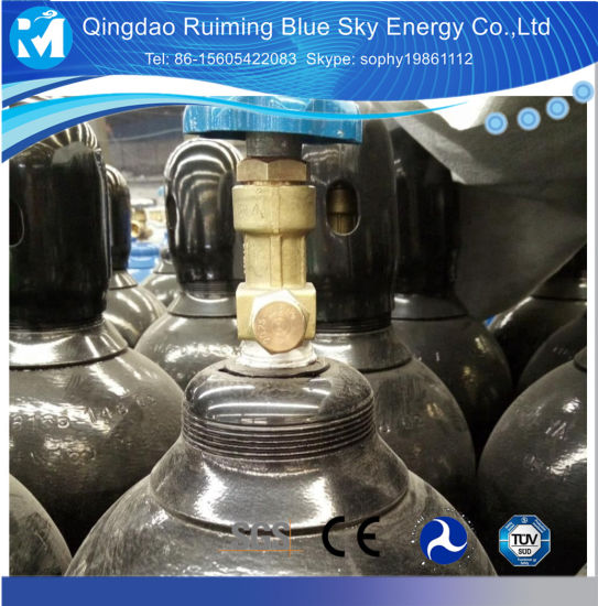 Industrial O2 Gas with Filling Oxygen Gas Cylinder