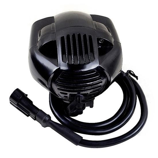 Aluminum PAIR 2000LM 20W Spot Driving Fog DRL Lamp Auxiliary LED w// USB Port