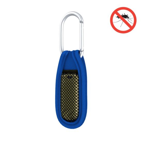 Natural Deet Free Clip Mosquito Repeller Refill Keychain Repellent