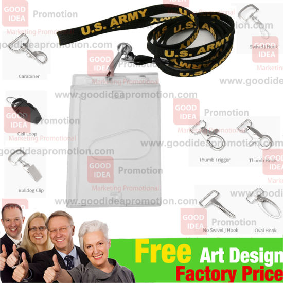 Wholesales ID Card Holder with Lanyard pictures & photos