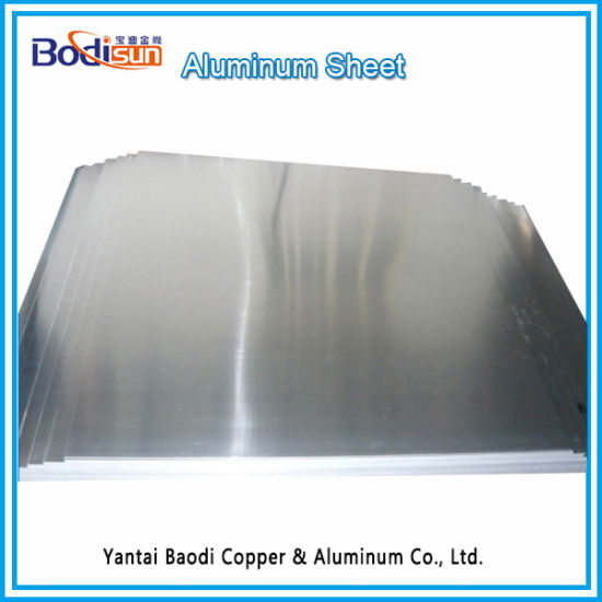 Cold Rolling Aluminum Plate 3003 pictures & photos