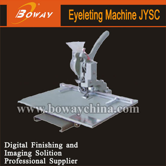 Boway Shopping Bag Shoes Hat Files Manual Eyeleting Machine (JYSC3, JYSC4, JYSC5.5) pictures & photos