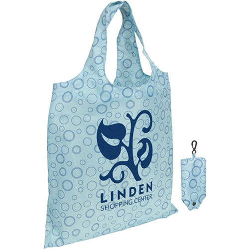 Promotional Polyester Foldable Bag with Customer Logo pictures & photos