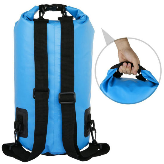 20L Waterproof Dry Bag Backpack for Water Sports pictures & photos