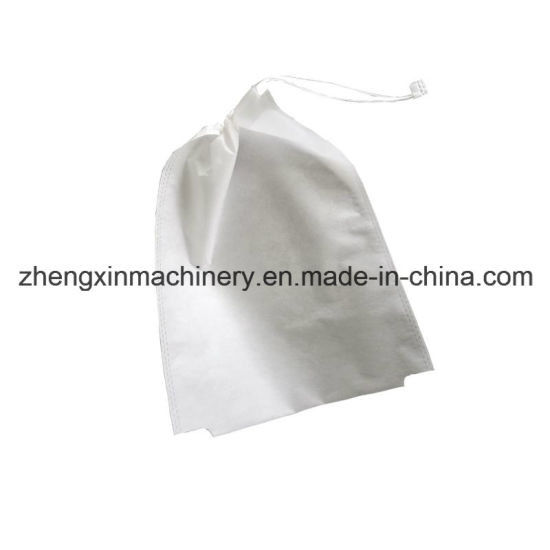 Eco Bag Non Woven Bag Making Machine with Online Handle Attaching (4-IN-1) pictures & photos