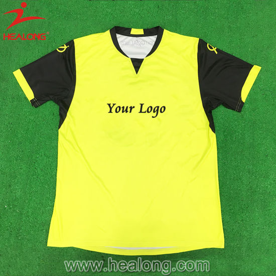 Healong Company Customized Sublimation Soccer Jersey pictures & photos