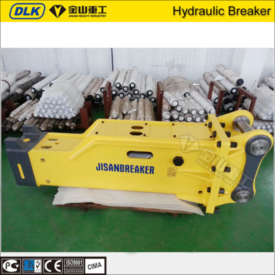 China Edt Hydraulic Breaker Hammer for PC200 PC220 Excavator - China