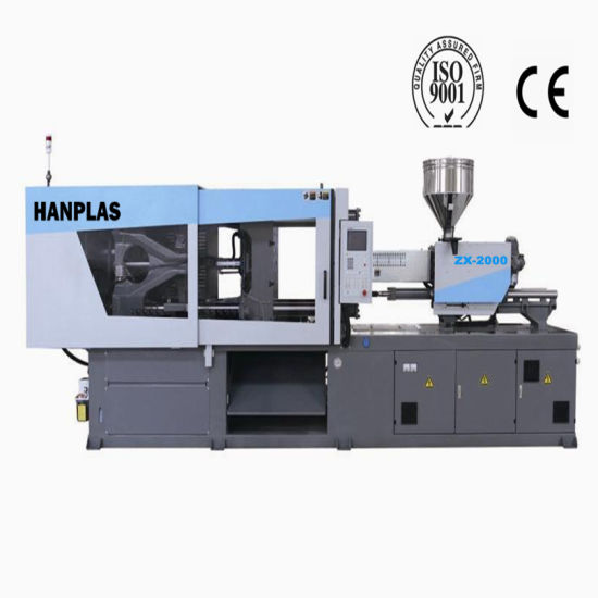 China Factory Plastic Container Injection Moulding Machine