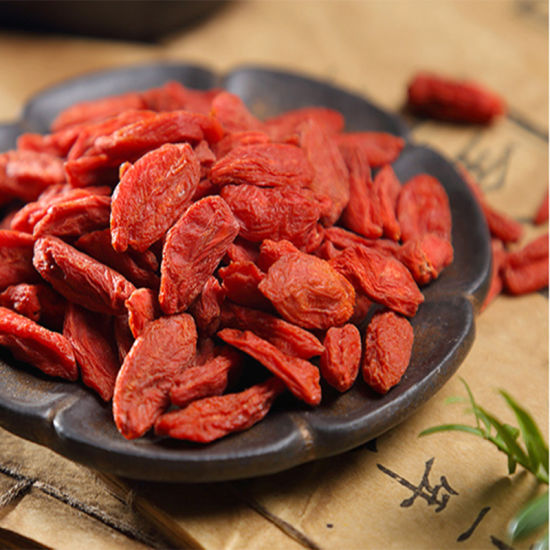 Bulk Dried Goji Berries with Wholesale Price