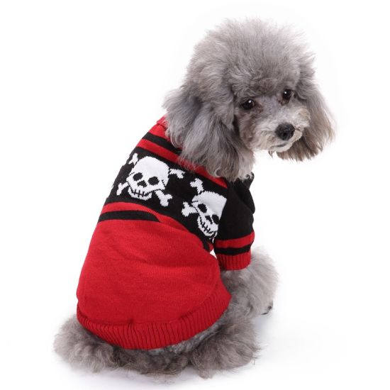 2018 New Hot Sale Dog Clothing Winter Pet Sweater