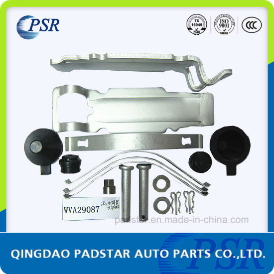 High Quality Truck Brake Pads Accessories for Mercedes-Benz pictures & photos