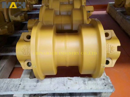 Bulldozer Undercarriage Parts 50mn Shantui Supporting Wheel for Sale
