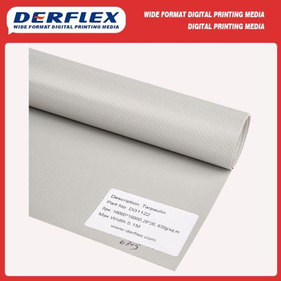 China Premium 18 Oz Clear Gloss Vinyl PVC Laminated - China