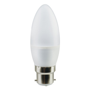 Hot Sale 3W Chrome B22 B15 E12 E27 E14 G45 Global 2835 SMD LED Bulb Lamp pictures & photos
