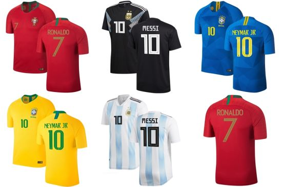 promo code bf79d aceb3 2018 World Cup Football Classical Top Seller National Soccer Jersey