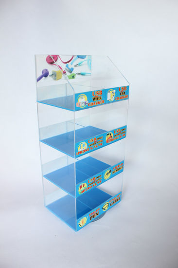 Electronic Cigarette Display Cases- E Cig Displays, Acrylic Displays pictures & photos