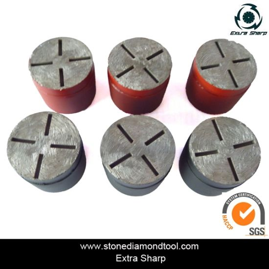 Diamond Tools for Coating and Epoxy Removal, PCD Grinding Segment pictures & photos