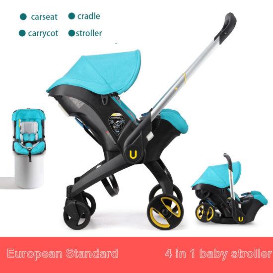 2018 Yoyoplus 4 In 1 Baby Stroller
