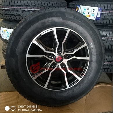 14inch Boat and Horse Trailer Wheel with Alloy Rim