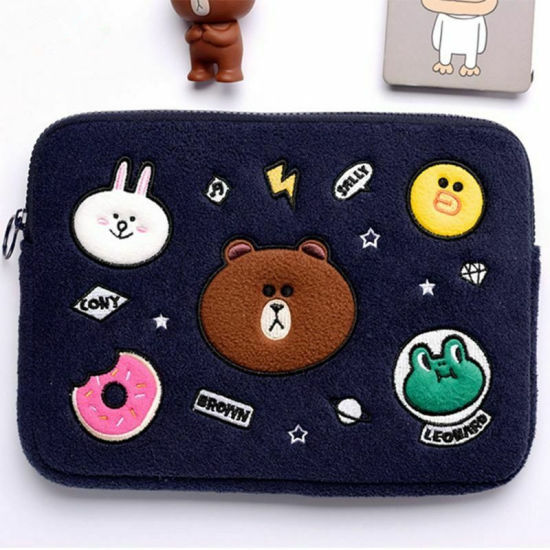 Cartoon Pattern Children Hairy Laptop Sleeves For Lenovo 14inch School Computer Bags China 12 13 13 3 Inch Laptop Bags Travelling Business And Notebook Bag For Macbook Air Retina 15 4 Price Made In China Com