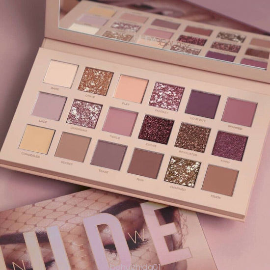 18 Colors Beauty Nude Matte Eyeshadow Palette Eye Shadows Cosmetic pictures & photos