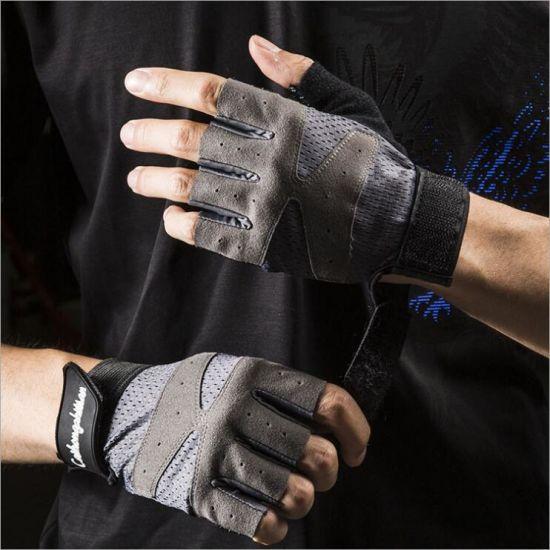Good Quality Logo Custom Training Gloves/Fitness Gloves