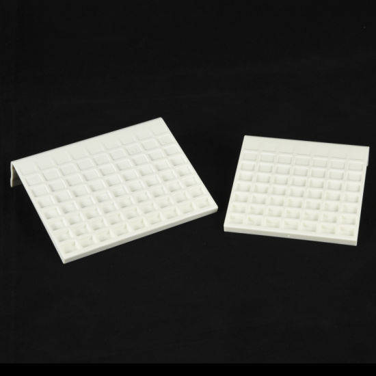 Plastic Injection Molding Parts Custom Nylon, ABS, PC Plastic Products for Handrail Easy-Glass System
