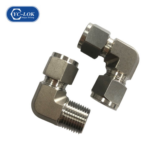 Superlok Standard Bstp Male Hydraulic Elbow Union Fitting