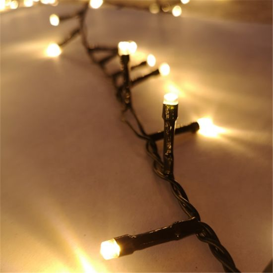 Led Waterproof Holiday Christmas Outdoor Indoor Commercial Party Decorative Patio String Lights
