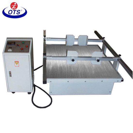 Hot Selling Simulation Packing Transportation Vibration Testing Machine