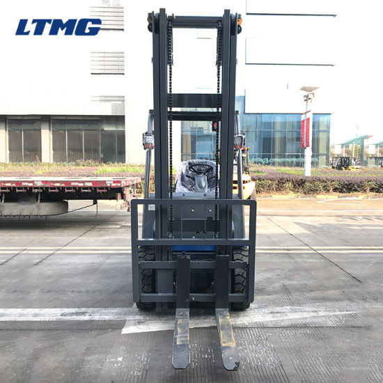 Ltmg Mini 1.5/2/2.5/3 Ton Battery Electric Forklift with Lower Price