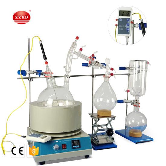 5L Short Path Distillation Kit USA Lab Equipment 5000mL