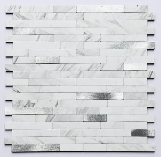 China Factory Backsplash Wall Tile Self