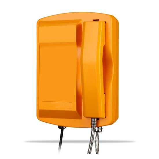 VoIP Intercom Waterproof Knsp-18t Emergency Telephone