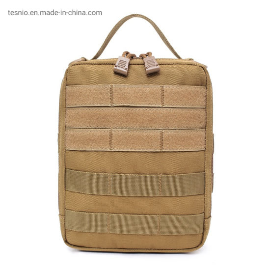 Molle Medic First Aid Bag Tactical Military Pouch for Wholesale