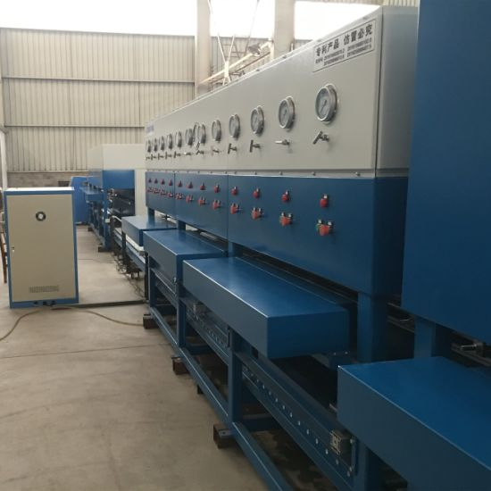 Automatic Hydro Testing Machines for LPG Cylinder