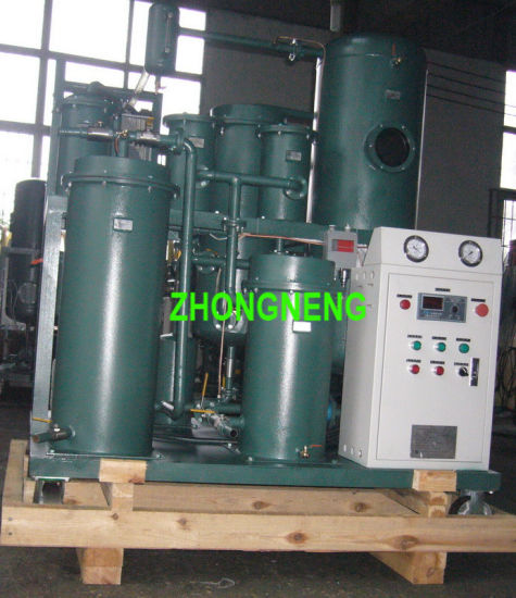 High Vacuum Lubricating Oil Filtration Plant, Hydraulic Oil Purifier