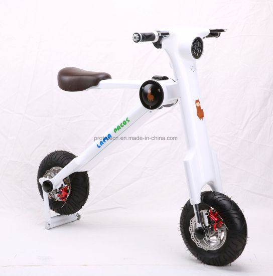 350W Electric Scooter with Lithium Battery pictures & photos