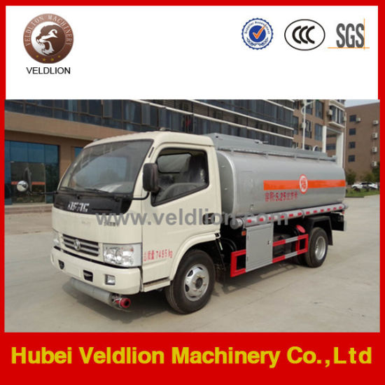 Hot Sale Dongfeng 5, 000liter Fuel Refulling Truck pictures & photos