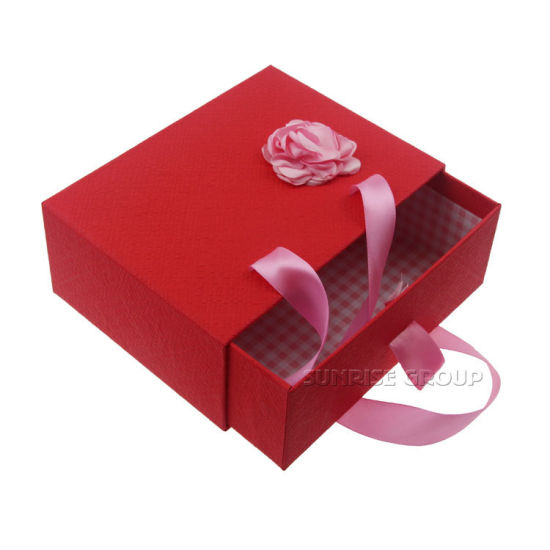 Handmade Fancy High End Drawer Gift Packaging Storage Box pictures & photos