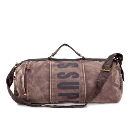 Fashion Canvas Sports Handbags Duffle Bag 65a3324cbf6