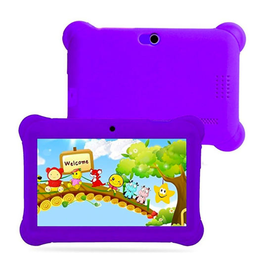 7 Inch Android 4.4 Quad Core 8GB Dual Camera WiFi 1.3GHz Gift Kiddie Tablet