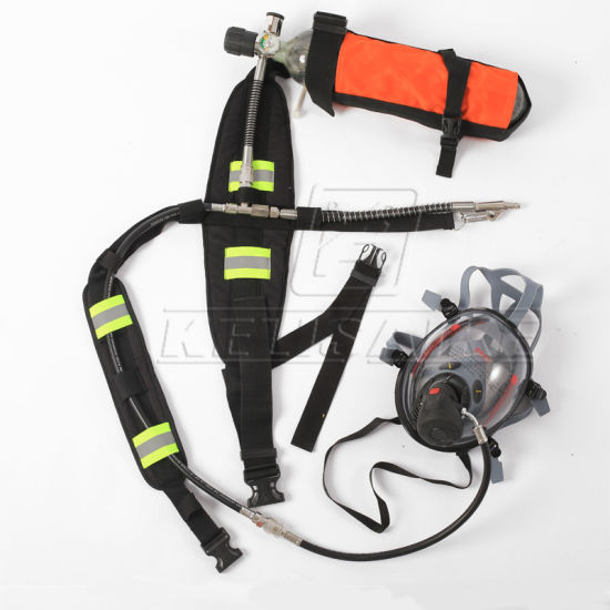 New Shoulder Wear Type Emergency Escape Breathing Apparatus Eebd pictures & photos