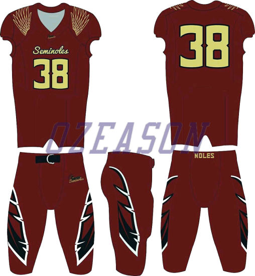 low priced 6f5ac c3346 China Customized Specialized Cheap Blank American Football ...