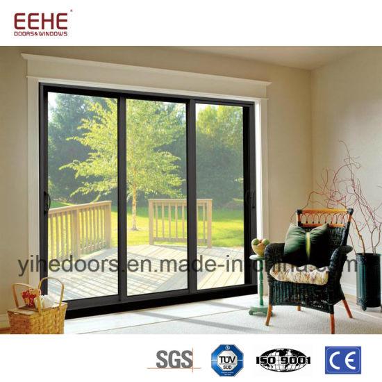 China Industrial Aluminum Sliding Glass Doors Price China Aluminum