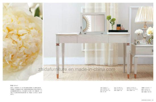 High End Modern Classical Dressing Table Villa Furniture