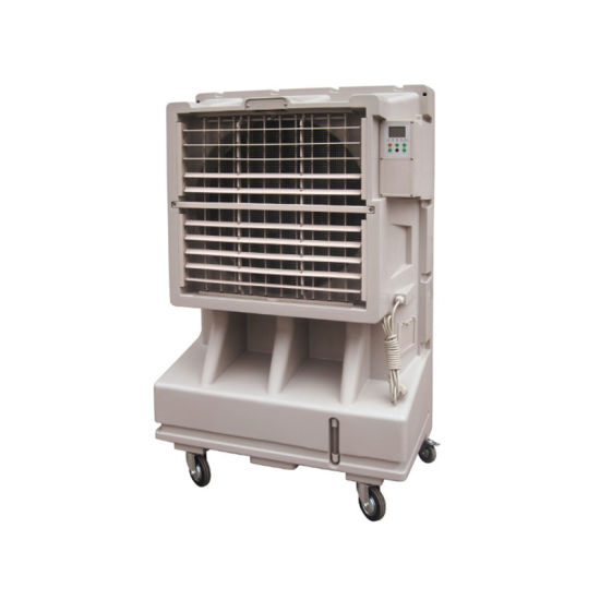 Industrial and Commercial Portable Evaporative Air Cooler, Water Cooling Fan