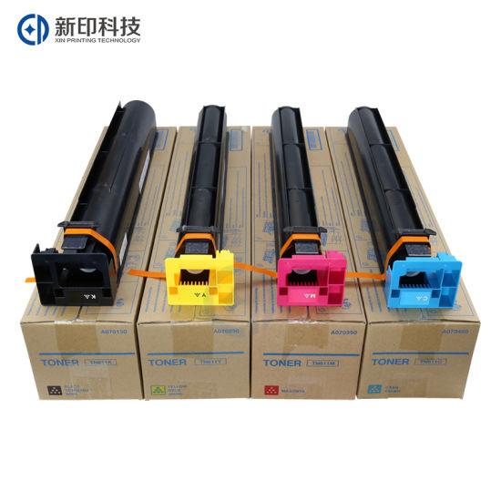 Compatible Toner Cartridge Tn611 for Konica Minolta Bizhub C451/C452/C550/C650/C552/C652