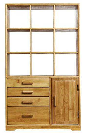 Bamboo Display Shelf Bamboo Storage Rack Bamboo Bookshelf Get Latest Price
