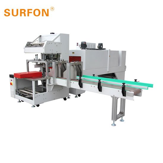 Shrink Packaging Machine for Cans and Bottles pictures & photos